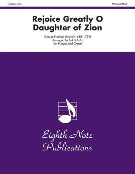 Rejoice Greatly O Daughter of Zion (AL-81-ESTO961)