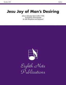 Jesu Joy of Man's Desiring (AL-81-SS2821)