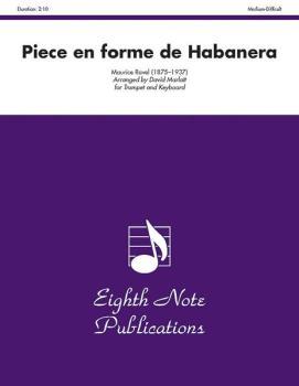 Piece en Forme de Habanera (AL-81-ST2765)