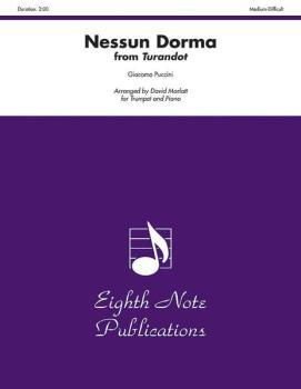 Nessun Dorma (from <i>Turnadot</i>) (AL-81-ST2969)