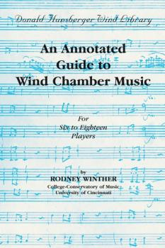 An Annotated Guide to Wind Chamber Music (AL-00-DHBK04)