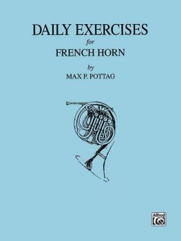 Daily Exercises for French Horn (AL-00-EL00087)
