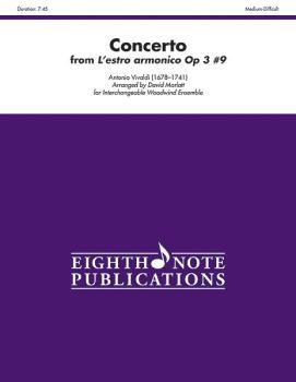 Concerto (from <i>L'estro armonico</i> Opus 3, No. 9) (AL-81-WWE1067)