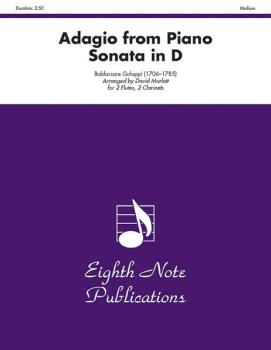 Adagio (from <i>Piano Sonata in D</i>) (AL-81-WWE2318)