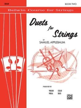 Duets for Strings, Book II (AL-00-EL02020)