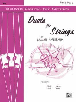 Duets for Strings, Book III (AL-00-EL02076)