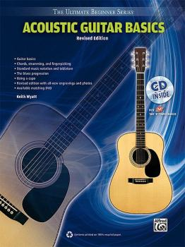 Ultimate Beginner Series: Acoustic Guitar Basics (AL-00-UBSBK100R)