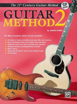Belwin's 21st Century Guitar Method 2: The Most Complete Guitar Course (AL-00-EL03843CD)