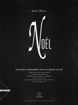Noël: Eine kleine weihnachtliche Suite in 6 Sätzen, op 87e (AL-01-ADV6002)