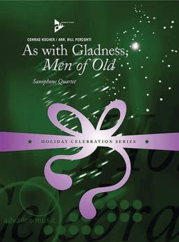 As with Gladness, Men of Old (AL-01-ADV7429)