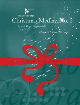 Christmas Medley No. 2: Joy to the World / Coventry Carol (AL-01-ADV8308)