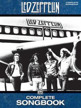 Led Zeppelin: Complete Songbook (AL-00-FBM0007A)