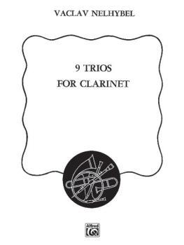Nine Trios (AL-00-FCS02348)