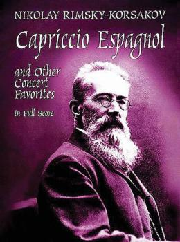 Capriccio Espagnol and Other Concert Favorites (AL-06-402495)