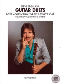 Guitar Duets: Latin - Calypso - New Age - Funk - Modal Jazz (AL-01-ADV10001)