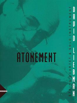 Atonement (For String Quartet & Solo Instrument) (AL-01-ADV6005)