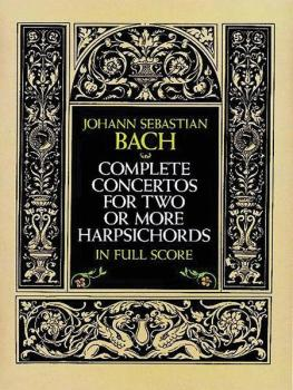 Complete Concertos for Two or More Harpsichords (AL-06-271366)