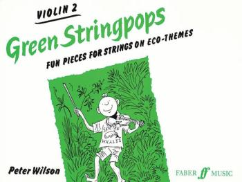 Green Stringpops: Fun Pieces for Strings on Eco-Themes (AL-12-0571513123)