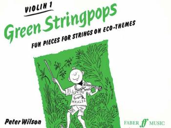 Green Stringpops: Fun Pieces for Strings on Eco-Themes (AL-12-0571513115)