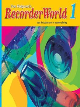 RecorderWorld Student's Book 1 (AL-12-0571519857)