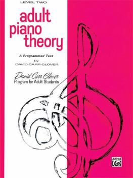 Adult Piano Theory, Level 2 (A Programmed Text) (AL-00-FDL00738)