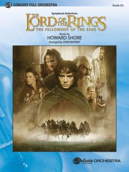 <I>The Lord of the Rings: The Fellowship of the Ring,</I> Symphonic Su (AL-00-FOM02003)