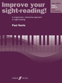 Improve Your Sight-reading! Piano, Level 4 (New Edition): A Progressiv (AL-12-0571533140)