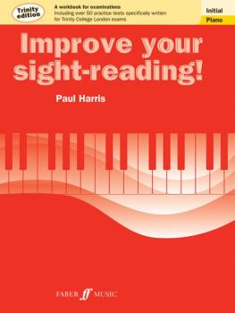 Improve Your Sight-reading! Trinity Edition, Initial: A Workbook for E (AL-12-0571537502)
