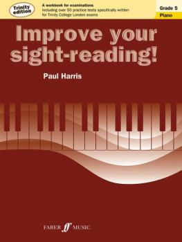 Improve Your Sight-reading! Trinity Edition, Grade 5: A Workbook for E (AL-12-0571537553)