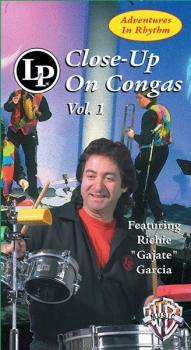 Adventures in Rhythm, Vol. 1: Close-Up on Congas (AL-30-LPV120N)