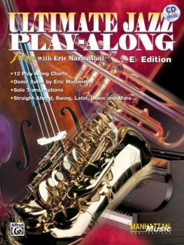 Ultimate Jazz Play-Along: Jam with Eric Marienthal (AL-00-0022B)