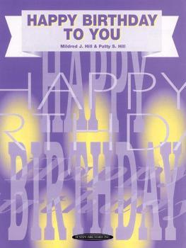 Happy Birthday to You (AL-00-0404)