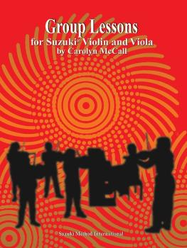 Group Lessons for Suzuki Violin and Viola (AL-00-0435)