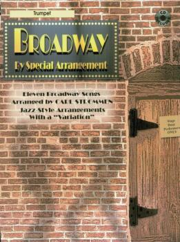 "Broadway by Special Arrangement: Jazz-Style Arrangements with a ""Varia (AL-00-0593B)"