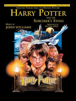 <I>Harry Potter and the Sorcerer's Stone™</I> -- Selected Themes from  (AL-00-0648B)