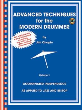 Advanced Techniques for the Modern Drummer: Coordinated Independence A (AL-00-0681B)