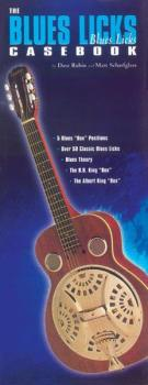 Guitar Casebook Series: The Blues Licks Casebook (AL-00-0394B)