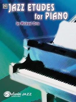 Jazz Etudes for Piano (AL-00-0607B)