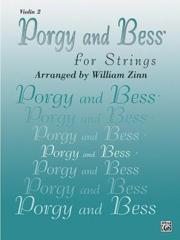 <I>Porgy and Bess</I> for Strings (AL-00-0546B)