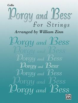 <I>Porgy and Bess</I> for Strings (AL-00-0548B)