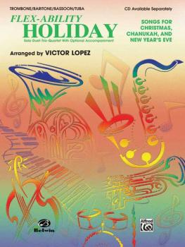 Flex-Ability: Holiday: Solo-Duet-Trio-Quartet with Optional Accompanim (AL-00-0697B)