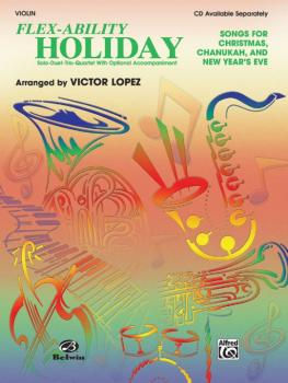 Flex-Ability: Holiday: Solo-Duet-Trio-Quartet with Optional Accompanim (AL-00-0698B)