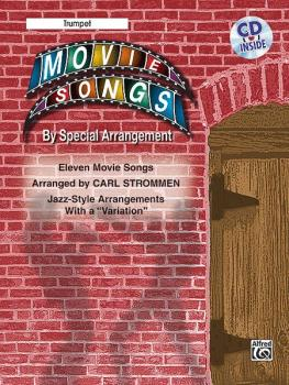 """Movie Songs by Special Arrangement: Jazz-Style Arrangements with a """"Va (AL-00-0707B)"""
