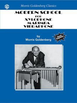 Modern School for Xylophone, Marimba, Vibraphone (AL-00-0505B)