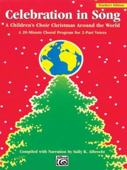 Celebration in Song: A Children's Choir Christmas Around the World (AL-00-11395)