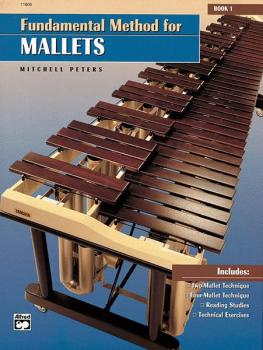 Fundamental Method for Mallets, Book 1 (AL-00-11806)