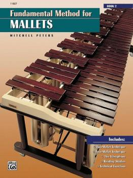 Fundamental Method for Mallets, Book 2 (AL-00-11807)