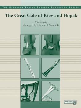 Great Gate of Kiev & Hopak (AL-00-12135)