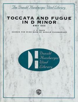 Toccata and Fugue in D Minor, BWV 565 (AL-00-DH9802C)