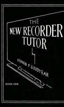 The New Recorder Tutor, Book I (AL-00-11341X)